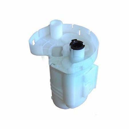 Troca de filtro de combustível