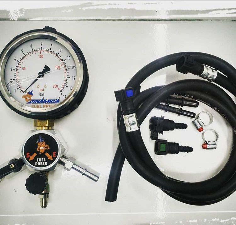 Venda de equipamento para teste de bomba de combustível